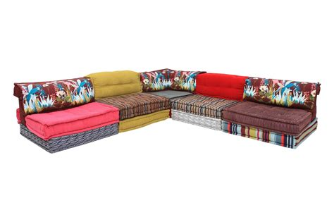 mah jong modular sofa roche bobois
