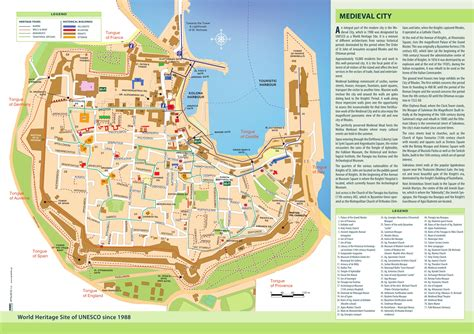town map taxi tours island maps town map