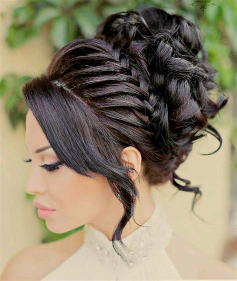 Hairstyle For by Quinceanera Hairstyles Hairstyles