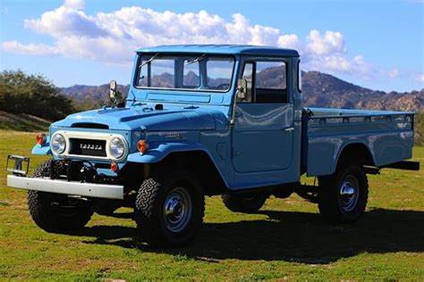 Toyota Landcruiser For Sale For Sale 1965 Toyota Fj45 Land Cruiser Grab A Wrench