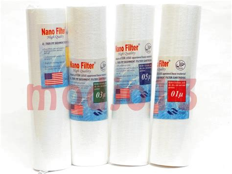 Produk Terbaru Mesh Filter 10 Net Filter Cartridge Termurah jual cartridge filter air water filter 10 quot nano