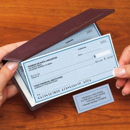 Address Background Check Security Blue Checks Colorful Images