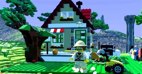 tutorial lego worlds lego worlds lays solid foundations but currently lacks any