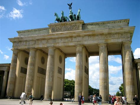 porte di brandeburgo visita la porta di brandeburgo vivi berlino
