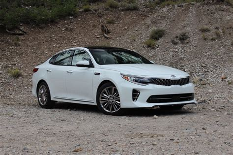 Kia Of 2016 Kia Optima Drive