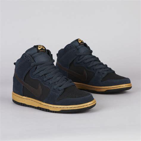 Nike Dunk High nike dunk high pro sb quot classic charcoal quot
