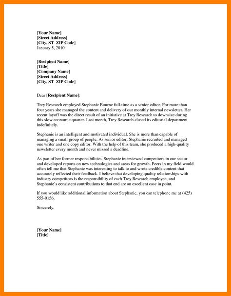 professional template letter template word how to format cover letter