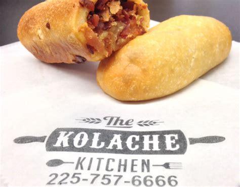 Kolache Kitchen Baton by Kolache Kitchen To Take Concept To Bocage With Second