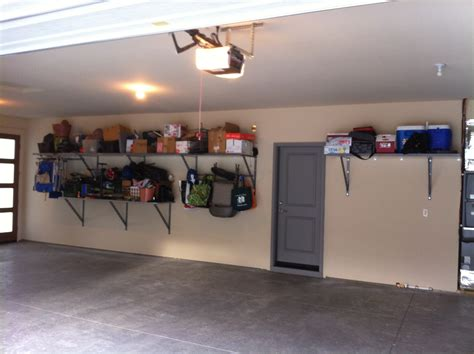 garage shelves ideas smalltowndjs com
