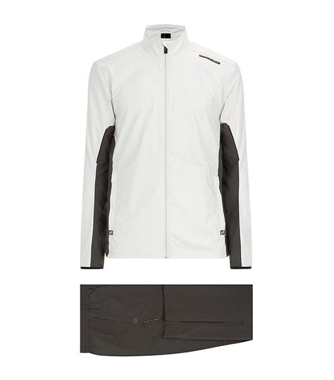porsche design clothes uk porsche design tracksuit in black for men lyst