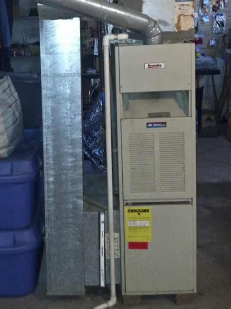 custom comfort air custom comfort heating and air trane xv95 furnace saves