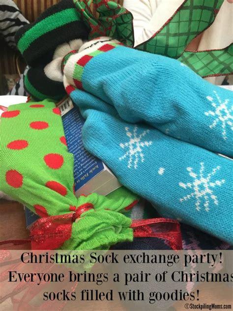 ideas for sock exchange gifts sock exchange