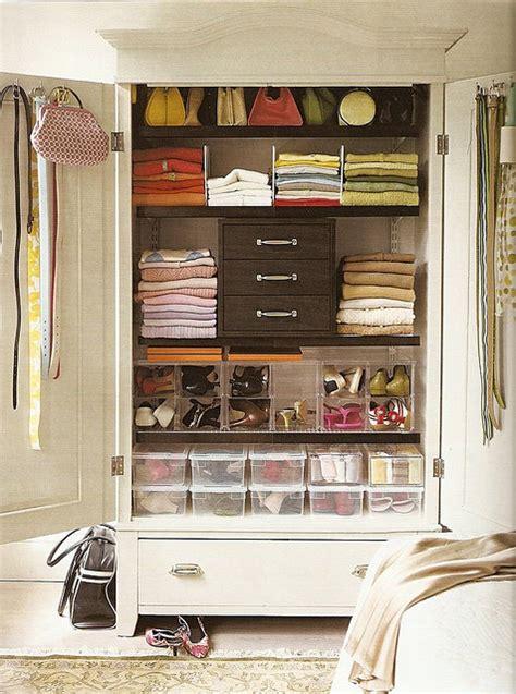 organize wardrobe remodelaholic get this look organized armoire