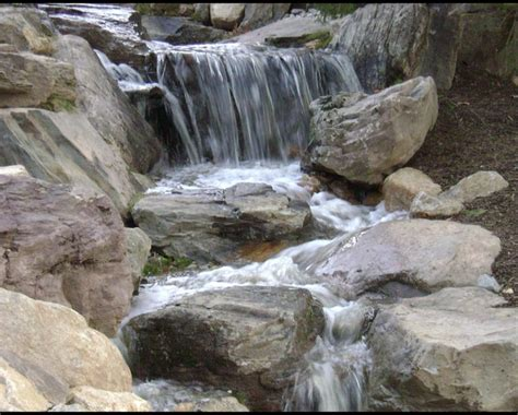 Aquascape Pondless Waterfall by Pondless Waterfalls Disappearing Waterfalls Low
