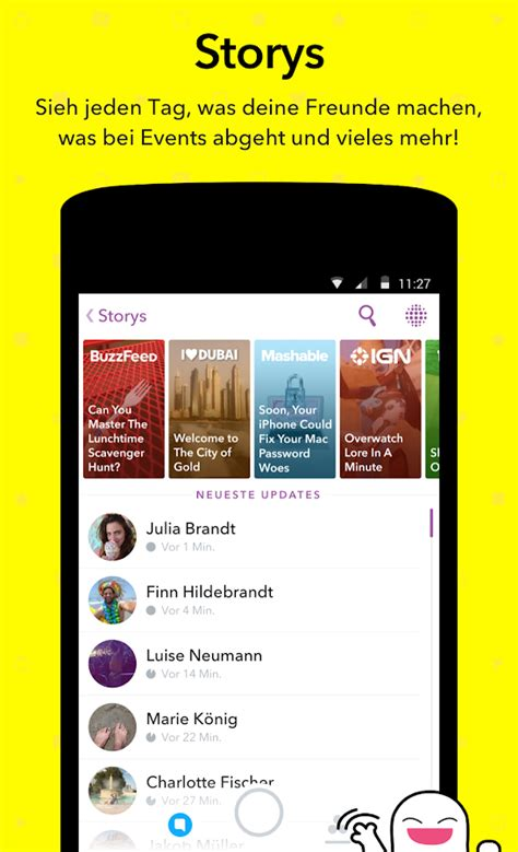 Play Store Snapchat Snapchat Android Apps Auf Play