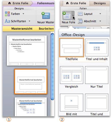 Powerpoint Layout Nachträglich ändern | erstellen oder 196 ndern von folienlayouts powerpoint for mac