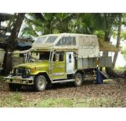Toyota Land Cruiser FJ45 Pick Up Truck Camper  Tiny House Pins