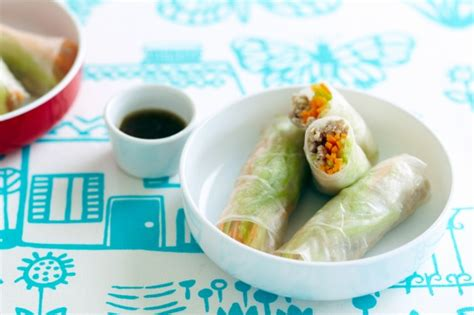 Rice Paper Rolls In Advance - rice paper rolls recipe taste au