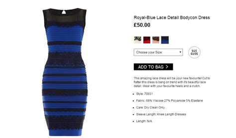 what color is the dress solved with science everyday what colour is this dress solved with science
