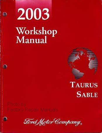 electronic stability control 2003 mercury sable auto manual 2003 ford taurus mercury sable factory shop service repair manual factory repair manuals