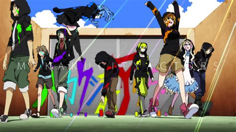 mekakucity actors mekaku city actors as a kagerou project commercial