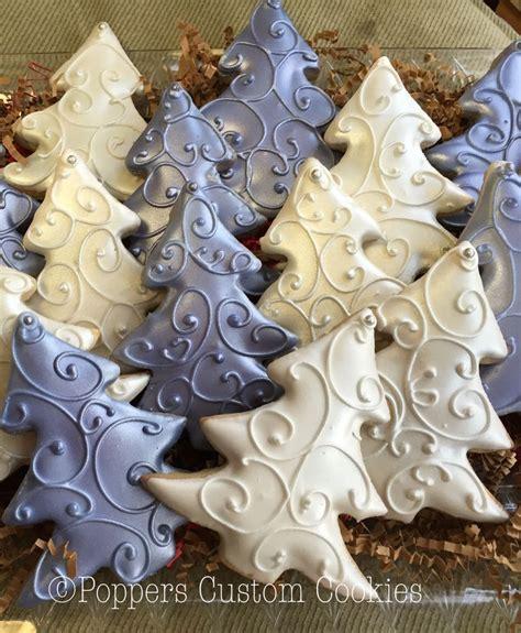 christmas cookie cookies pinterest christmas trees