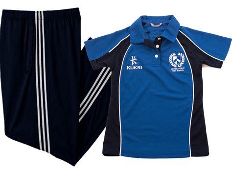 Seragam Olahraga baju seragam olahraga sekolah bahan adidas cotton