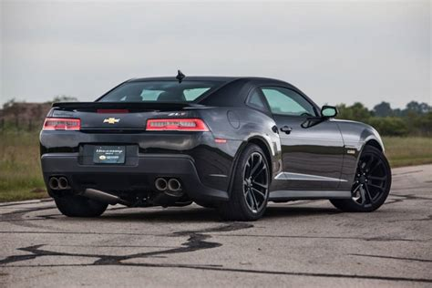Hennessey Camaro ZL1 Supercharged to 750 HP autoevolution
