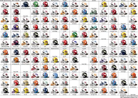 section 1 sports schedule simononsports 2009 sec football schedule helmet style