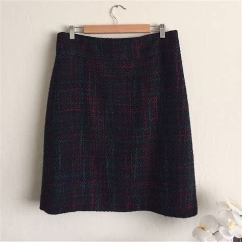 Tweed A Line Skirt talbots tweed a line skirt from mrs style s closet on