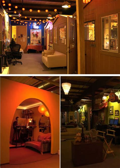 pixar office design 12 coolest cubicles and work spaces cubicles office work