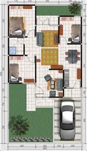contoh denah rumah minimalis type 70 rumahmasadepan