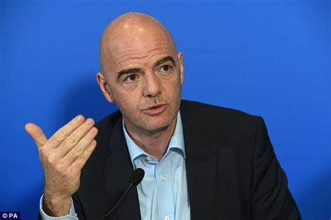 fifa president fifacom gianni infantino flies to bristol via easyjet as new