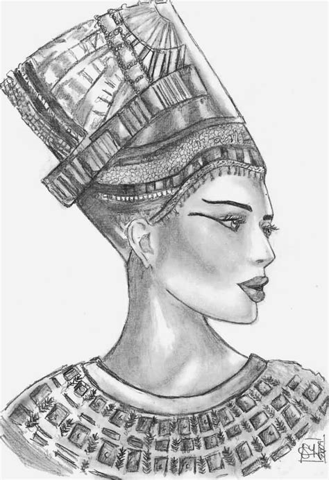 queen head tattoo 15 african queen tattoo designs and pictures