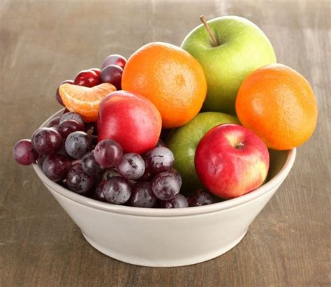 bowl of fruits stuck in the office for the summer here are some ways to