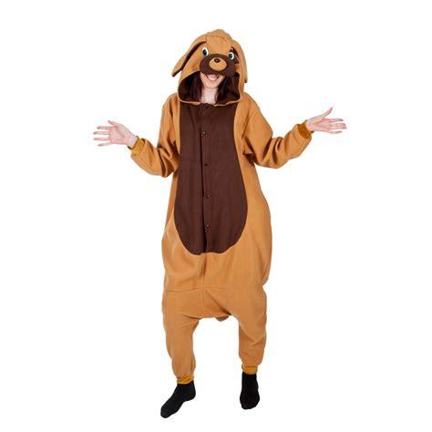 puppy onesies puppy onesie adults fleece onesies animal fancy dress costume mens ebay