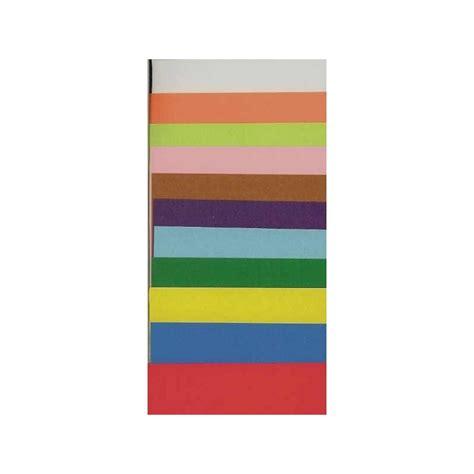 Plain Origami Paper - origami paper plain colors 075 mm 200 sheets
