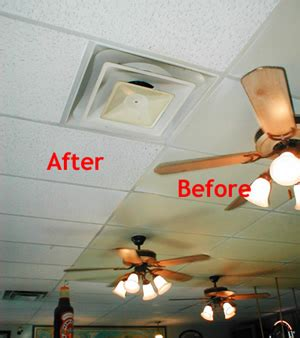 Cleaning Ceilings And Walls by Nuclean Ceiling Wall Restoration Business Cleaning