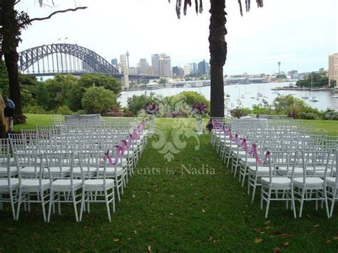 chairs garden wedding wedding ceremony chair decorations outdoor wedding
