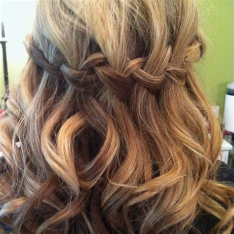 pageant hair with braid for teens pageant hair pageants pinterest pageant hair