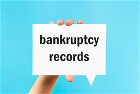 Bankruptcies Records Who Can See My Bankruptcy Records Bankruptcy Ontario