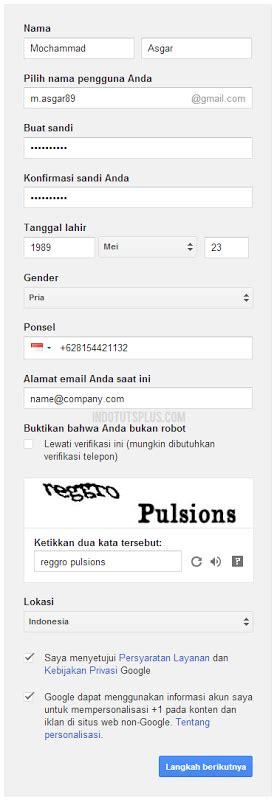 membuat akun email google baru boiklop cara membuat email baru akun email