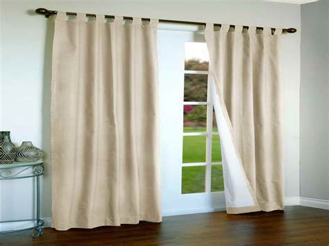 Slide Door Curtains by Planning Ideas Awesome Sliding Door Curtains Idea