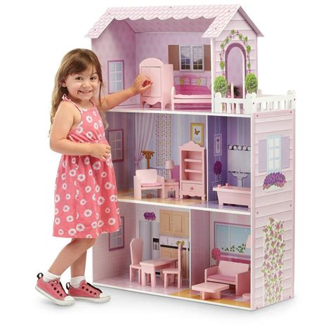 wooden childrens dolls house 10 great dollhouses to make her christmas dreams come true