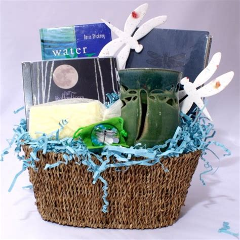 Sympathy Baskets by Dragonfly Sympathy Basket Healing Baskets