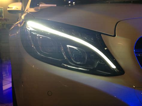 mercedes c class headlights 100 mercedes headlights spy video 2018 mercedes