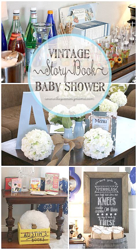 Boy And Baby Shower Ideas by Vintage Baby Boy Shower Ideas Babywiseguides