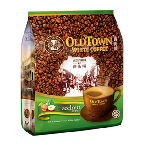 Kopi Oldtown jual town white coffee hazelnut oldtown kopi hazelnut happycouple