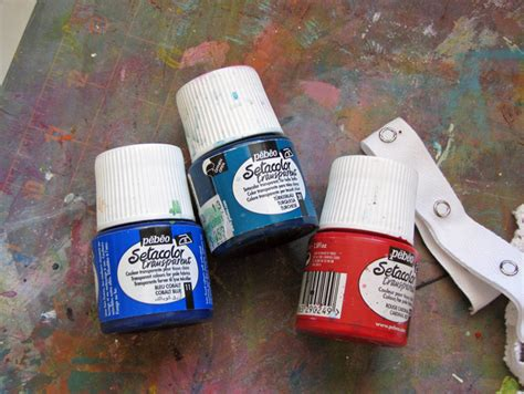 imagine fabric paints a imagination and a pile of junk tutorial part 1 dyed fabric trims