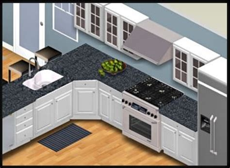 home kitchen design software free 5 free home design software techno world